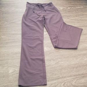 Columbia Gray Wide Leg Sweatpants | Grey Sweats